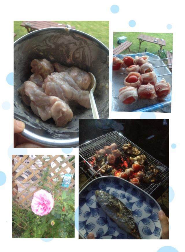 BBQ 鶏レシピ